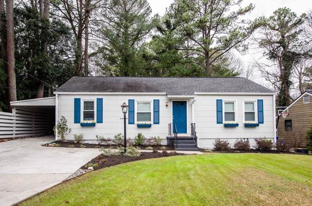 812 Medlock Road, Decatur, GA 30033 (MLS #6671583) :: RE/MAX Paramount Properties