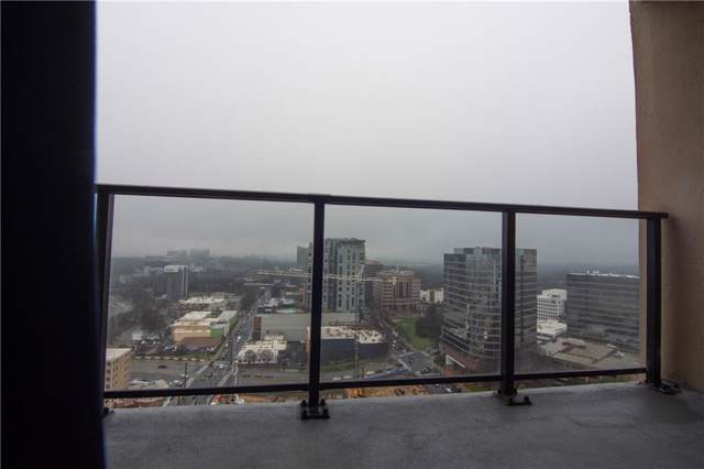 1280 W Peachtree Street NW #3114, Atlanta, GA 30309 (MLS #6671588) :: Path & Post Real Estate