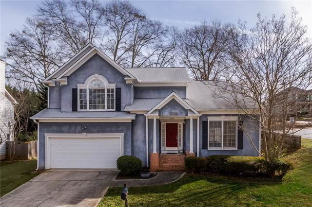 3016 Arbor Chase, Decatur, GA 30033 (MLS #6671590) :: The Zac Team @ RE/MAX Metro Atlanta
