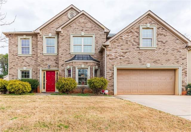 3878 Addison Glen Way, Lithonia, GA 30038 (MLS #6671598) :: The Cowan Connection Team