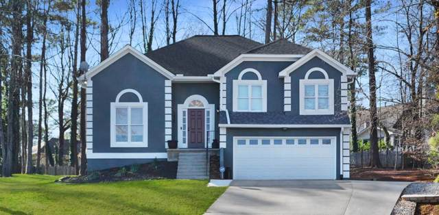 1332 Yorktown Circle, Lawrenceville, GA 30043 (MLS #6671601) :: The Cowan Connection Team