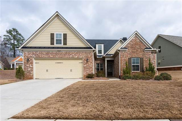 2264 Long Bow Chase NW, Kennesaw, GA 30144 (MLS #6671604) :: The North Georgia Group