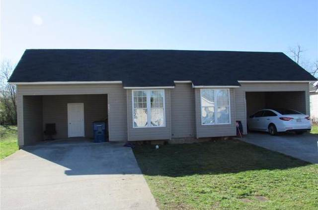 246 Lawrence Street, Adairsville, GA 30103 (MLS #6671610) :: Charlie Ballard Real Estate