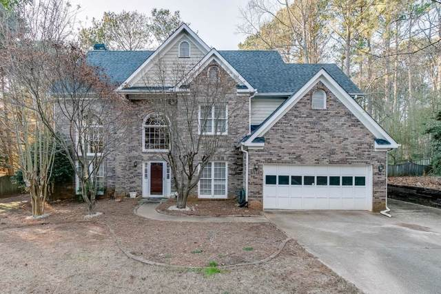 521 Shore Drive, Suwanee, GA 30024 (MLS #6671615) :: The Cowan Connection Team