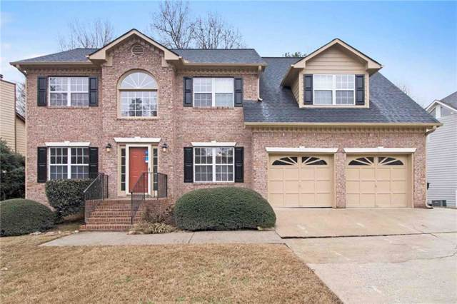 1633 Samantha Place SW, Marietta, GA 30008 (MLS #6671621) :: RE/MAX Paramount Properties