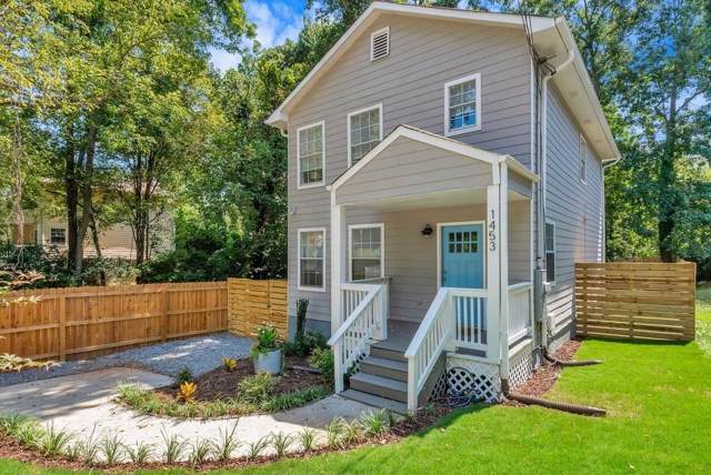 1453 Chipley Street NE, Atlanta, GA 30307 (MLS #6671623) :: Path & Post Real Estate