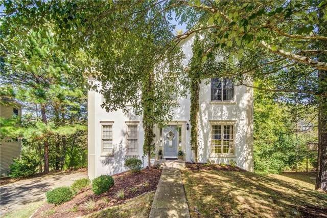 1667 Willow Way, Woodstock, GA 30188 (MLS #6671632) :: Charlie Ballard Real Estate