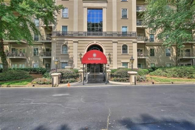 2865 Lenox Road NE #511, Atlanta, GA 30324 (MLS #6671636) :: RE/MAX Paramount Properties