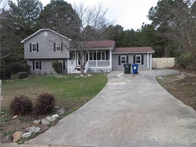 1390 Compton Woods Drive, Loganville, GA 30052 (MLS #6671637) :: RE/MAX Paramount Properties