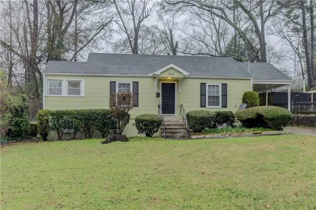 434 Medlock Road, Decatur, GA 30030 (MLS #6671640) :: The Justin Landis Group