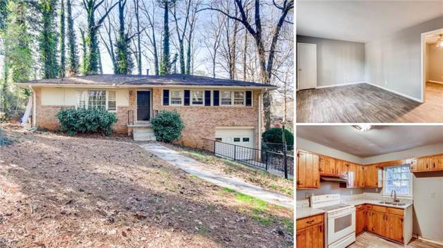 375 Derbyshire Drive, Stone Mountain, GA 30088 (MLS #6671651) :: North Atlanta Home Team