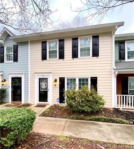 105 Courtyard Terrace, Roswell, GA 30075 (MLS #6671656) :: The Zac Team @ RE/MAX Metro Atlanta