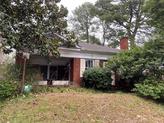 286 Lindbergh Drive NE, Atlanta, GA 30305 (MLS #6671661) :: The Justin Landis Group