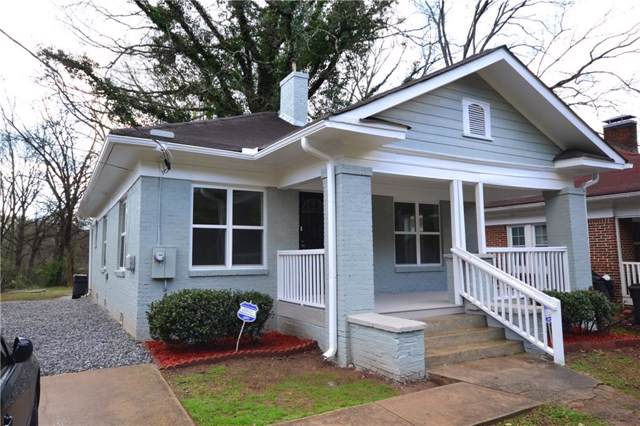 1682 Connally Drive, East Point, GA 30344 (MLS #6671682) :: KELLY+CO
