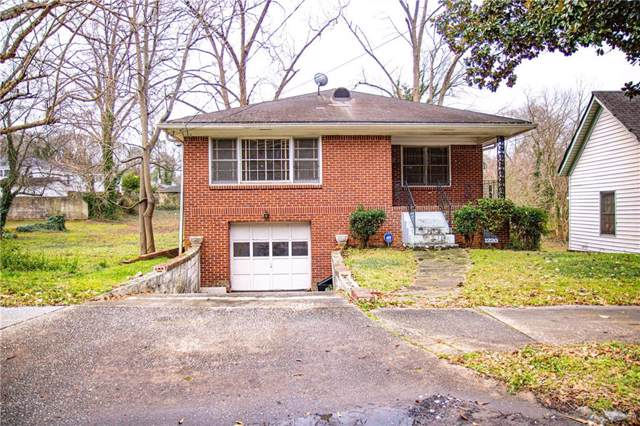 1220 Martin Luther King Jr Drive SW, Atlanta, GA 30314 (MLS #6671695) :: North Atlanta Home Team