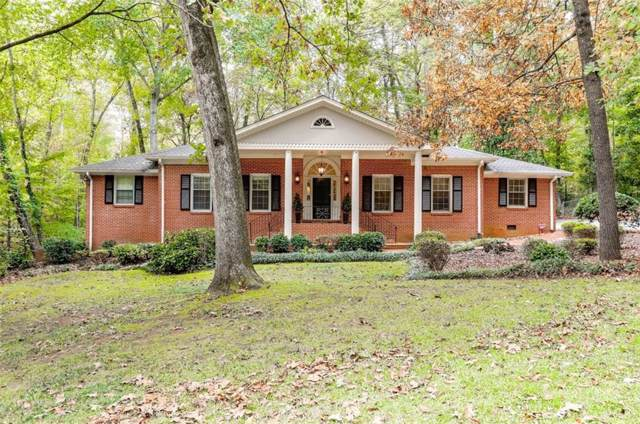 1250 Pebble Creek Road SE, Marietta, GA 30067 (MLS #6671701) :: HergGroup Atlanta