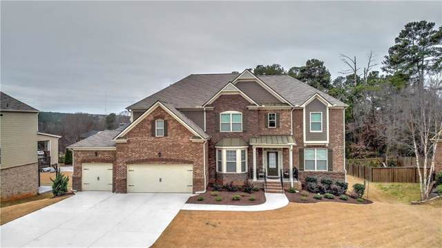 2129 Caledonia Drive, Lawrenceville, GA 30045 (MLS #6671728) :: The Realty Queen Team