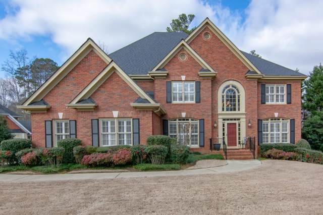 3980 Royal Pennon Court, Peachtree Corners, GA 30092 (MLS #6671753) :: The Realty Queen Team