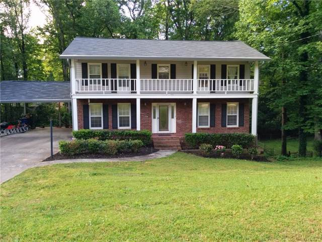 3259 Isoline Way SE, Smyrna, GA 30080 (MLS #6671763) :: The Zac Team @ RE/MAX Metro Atlanta