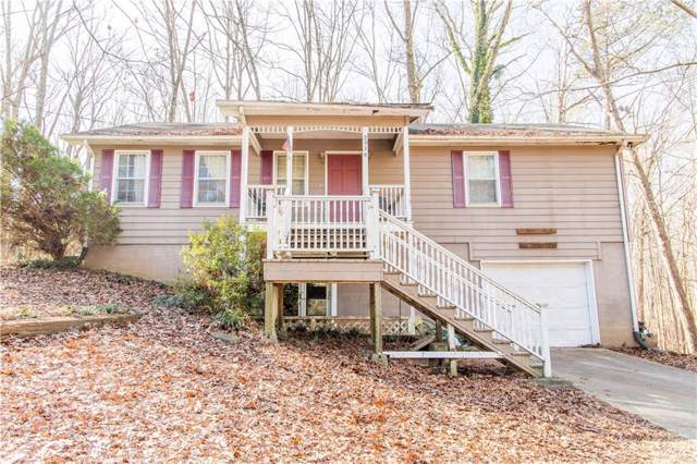 2916 Ball Ground Road, Ball Ground, GA 30107 (MLS #6671772) :: The Zac Team @ RE/MAX Metro Atlanta