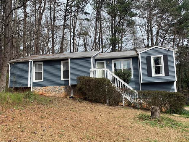 5160 Incline Court, Stone Mountain, GA 30087 (MLS #6671773) :: The Realty Queen Team