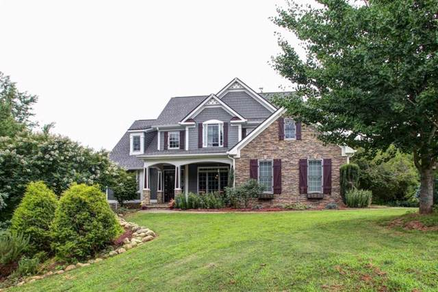 108 Stonewood Trail, Ball Ground, GA 30107 (MLS #6671777) :: Path & Post Real Estate