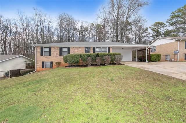 3734 Paul Street, Douglasville, GA 30135 (MLS #6671802) :: North Atlanta Home Team