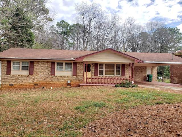 1476 Thompson Place, Decatur, GA 30032 (MLS #6671805) :: The Heyl Group at Keller Williams