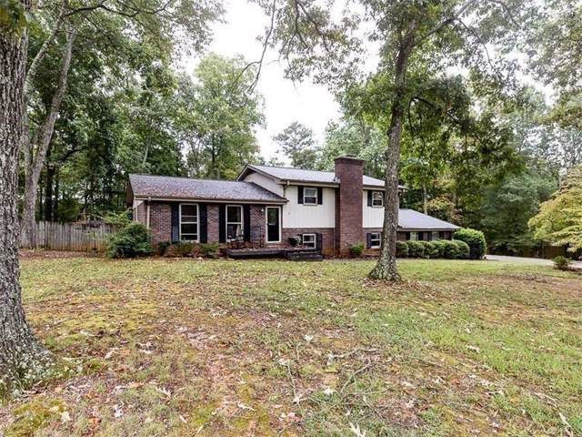 28 Pine Ridge Drive SW, Cartersville, GA 30120 (MLS #6671821) :: North Atlanta Home Team