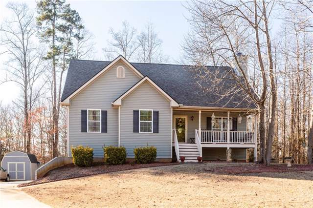 24 Greenwood Park Way, Dawsonville, GA 30534 (MLS #6671828) :: North Atlanta Home Team