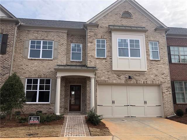 3840 Duke Reserve Circle #13, Peachtree Corners, GA 30092 (MLS #6671843) :: North Atlanta Home Team