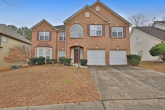 120 Fitzgerald Place, Atlanta, GA 30349 (MLS #6671853) :: Charlie Ballard Real Estate
