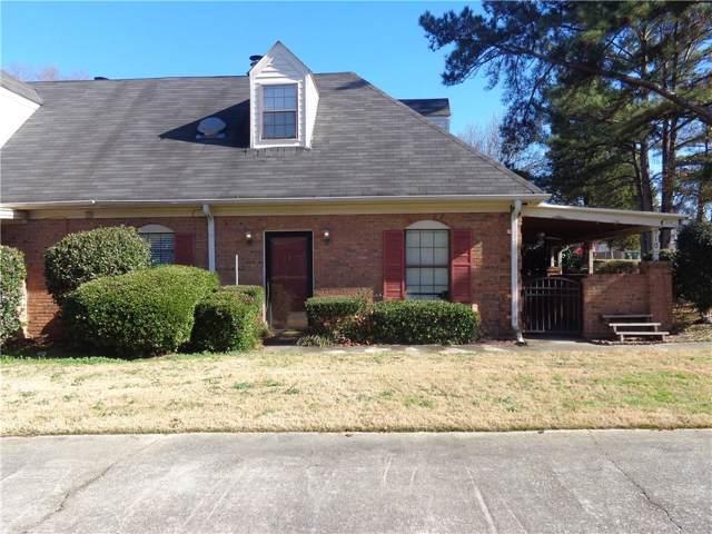 910 Park Place NE, Conyers, GA 30012 (MLS #6671902) :: North Atlanta Home Team