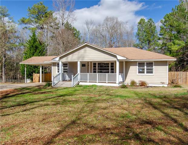 7542 Gordon Road, Senoia, GA 30276 (MLS #6671915) :: North Atlanta Home Team