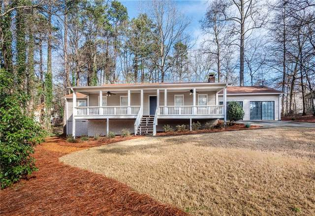 5824 Red Rock Court NW, Kennesaw, GA 30152 (MLS #6671946) :: North Atlanta Home Team