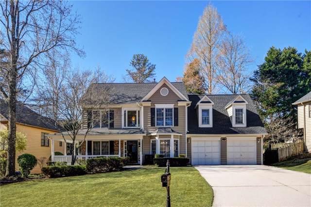 5575 Hillgate Crossing, Alpharetta, GA 30005 (MLS #6672016) :: MyKB Partners, A Real Estate Knowledge Base