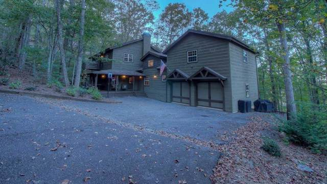318 Wilmot Fabus Mtn Road, Blairsville, GA 30512 (MLS #6672022) :: North Atlanta Home Team
