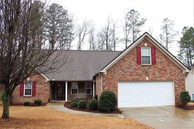 365 Red Bud Road, Jefferson, GA 30549 (MLS #6672047) :: RE/MAX Paramount Properties