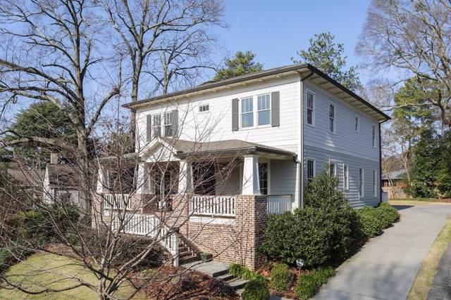 596 Sherwood Road NE, Atlanta, GA 30324 (MLS #6672099) :: North Atlanta Home Team