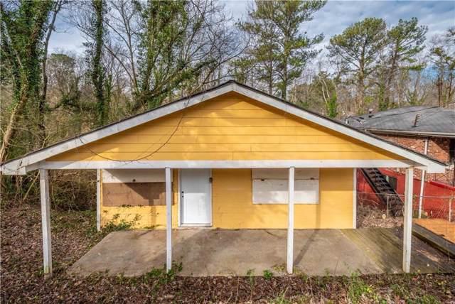 1602 Ezra Church Drive NW, Atlanta, GA 30314 (MLS #6672102) :: RE/MAX Paramount Properties