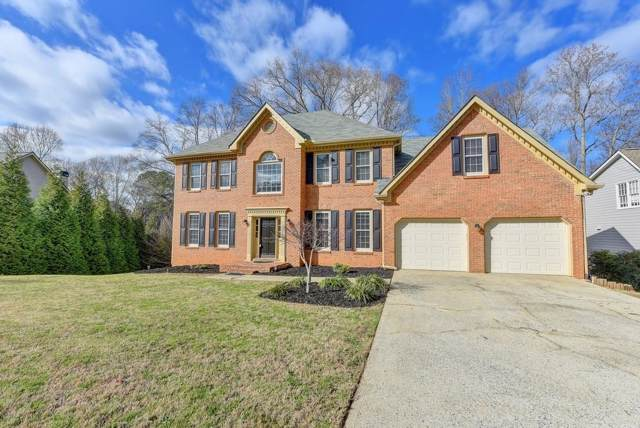 4709 Hallford Way NE, Marietta, GA 30066 (MLS #6672110) :: John Foster - Your Community Realtor