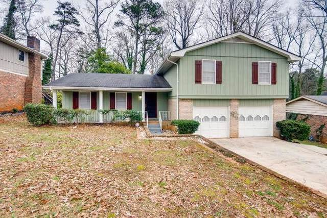 2242 Emerald Springs Drive, Decatur, GA 30035 (MLS #6672180) :: RE/MAX Paramount Properties