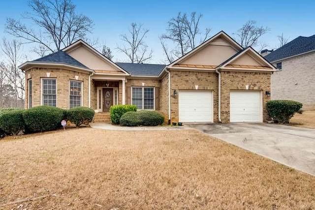 6392 Greenock Drive, Stone Mountain, GA 30087 (MLS #6672182) :: North Atlanta Home Team