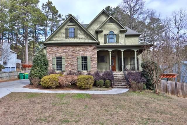 4800 Crystal Lake Court NE, Kennesaw, GA 30144 (MLS #6672207) :: North Atlanta Home Team