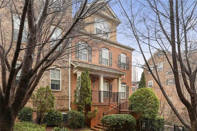 742 Perimeter Walk #742, Dunwoody, GA 30338 (MLS #6672209) :: North Atlanta Home Team