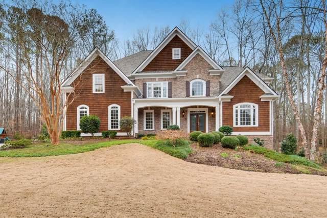 14017 Triple Crown Drive, Milton, GA 30004 (MLS #6672270) :: HergGroup Atlanta