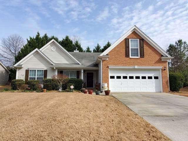 1819 Chalmers Oak Court, Lawrenceville, GA 30043 (MLS #6672287) :: RE/MAX Paramount Properties