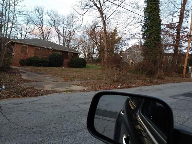 1159 SW Mobile Street NW, Atlanta, GA 30314 (MLS #6672326) :: Path & Post Real Estate