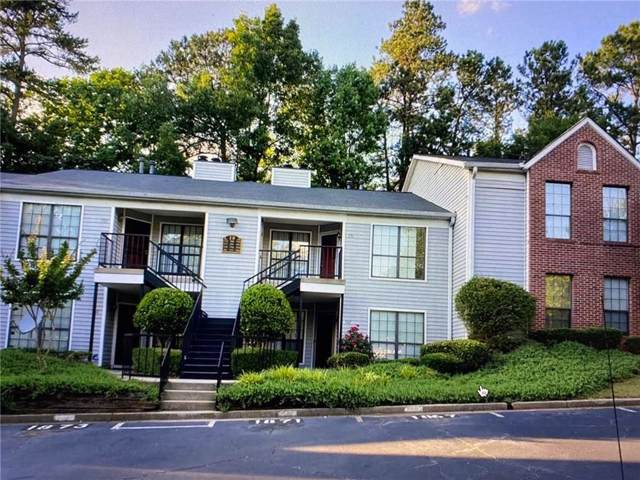 615 Windchase Lane, Stone Mountain, GA 30083 (MLS #6672332) :: Rich Spaulding