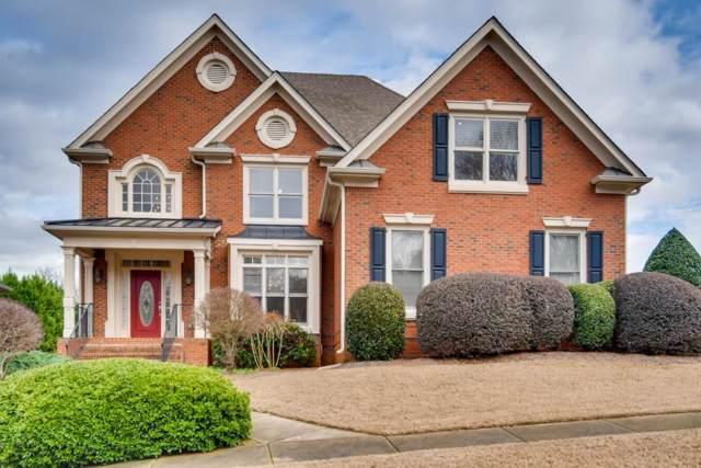 6001 Spalding Park Place, Peachtree Corners, GA 30092 (MLS #6672507) :: RE/MAX Paramount Properties